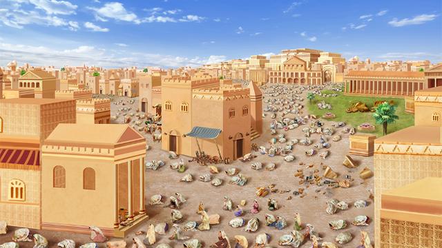 Il pentimento di Ninive