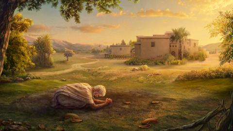 Durante l'estrema sofferenza, Giobbe si rende veramente conto dell'attenzione di Dio nei confronti dell'umanità