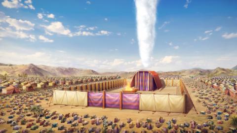 Il nome di Dio durante l'Età della Legge era Jahvè