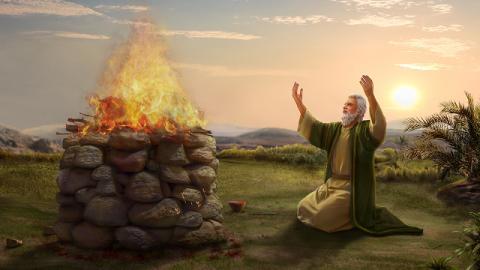 La testimonianza di Giobbe porta conforto a Dio