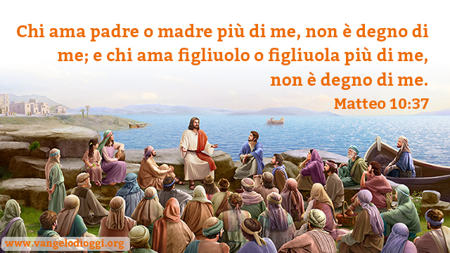 Matteo 10:37