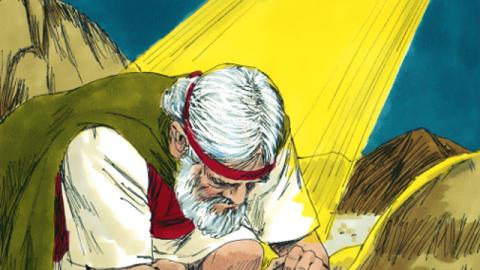 Mosè non potrà entrare nella Canaan. Annuncio dell'apostasia d'Israele
