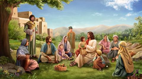 Perché Dio assume dei nomi, e un solo nome può rappresentare Dio nella sua interezza?