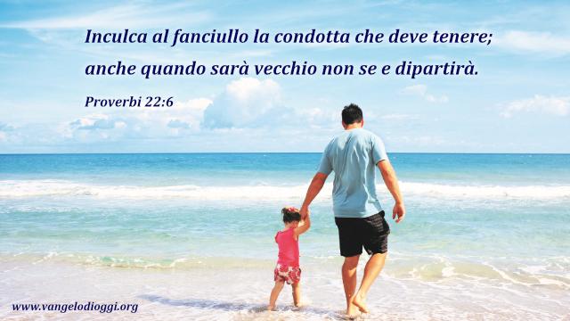 Proverbi 22:6