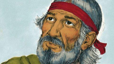 Storie della Bibbia : cantico di Mosè