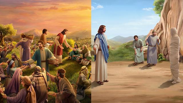 V. I miracoli di Gesù