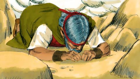 Storie della Bibbia: incredulità e rivolta d'Israele