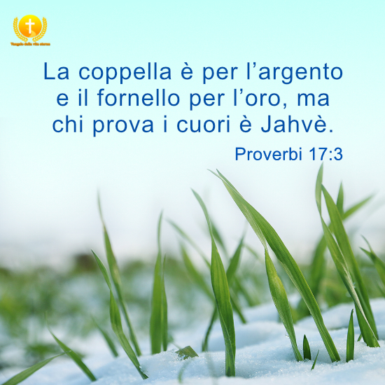 Proverbi 17:3