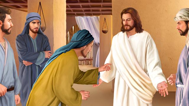 il Signore Gesù e Tommaso