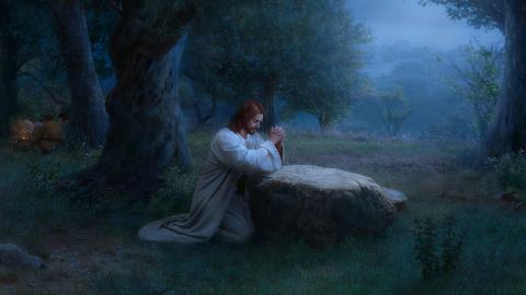 Perché il Signore Gesù pregava Dio in cielo se Egli stesso è Dio?