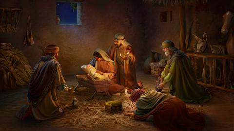 Storia della Bibbia: nascita di Gesù Cristo