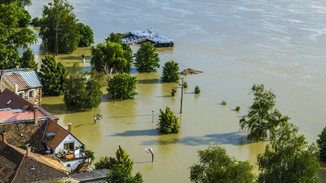 La mirabile protezione di Dio durante la grande inondazione