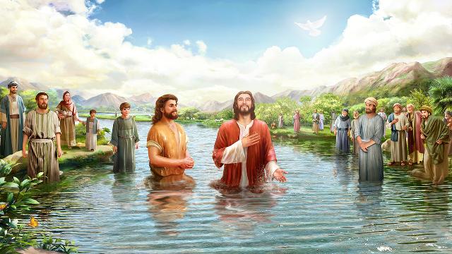 Perché il Signore Gesù ha battezzato sebbene sia Cristo?