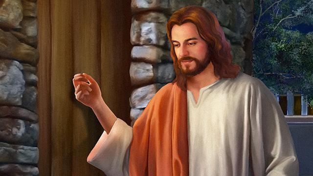 immagini gesù: il ritorno di Gesù