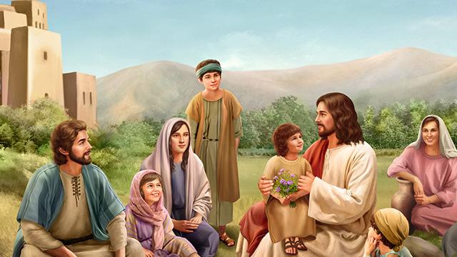 Qual è il genere di persone che Dio loda?