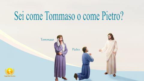 Tommaso e Pietro