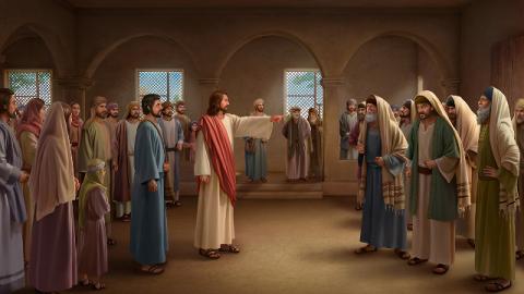 guai a scribi e farisei