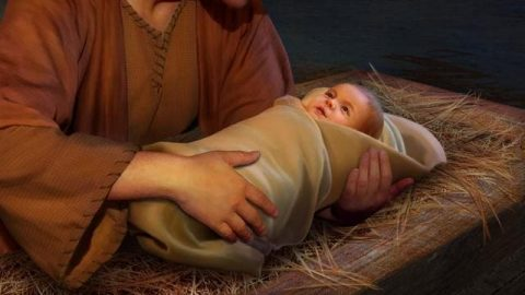 Storie della Bibbia: l'incarnazione