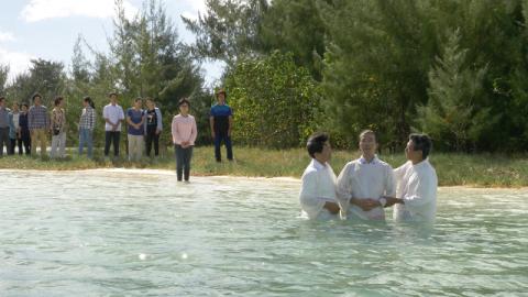 Nella fede in Gesù, si può essere rapiti nel regno dei cieli dopo essere battezzati?