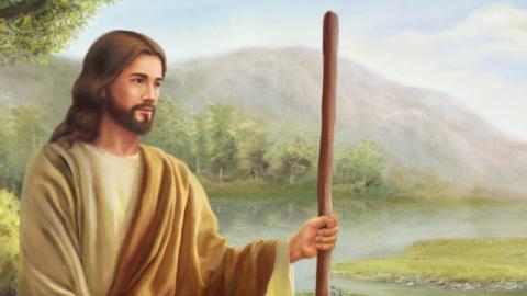 Cristo è la carne assunta dallo Spirito di Dio.
