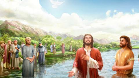 Perché l'identità del Signore Gesù era diversa da quella di Giovanni Battista