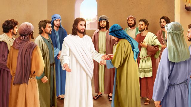 Significato dell'apparizione del Signore Gesù a Tommaso