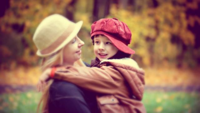 rapporto mamma e figlio