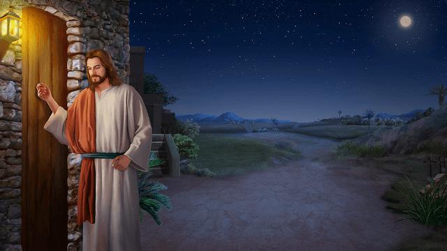 Il Signore bussa alla porta
