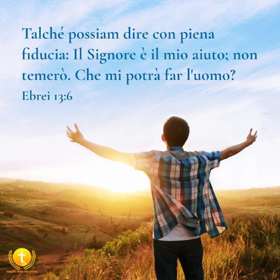 Ebrei 13:6