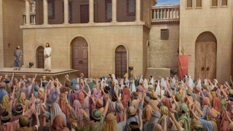 Perché vediamo di guardarci dal lievito dei farisei e dei sadducei