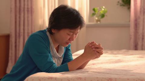 Prega Dio nella malattia