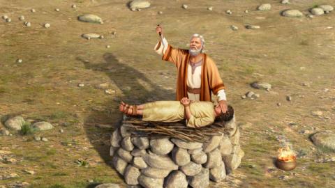 Vangelo odierno: perché Dio comandò Abramo di offrire Isacco?