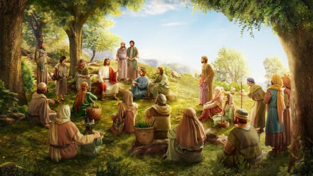 predicazione di Gesù