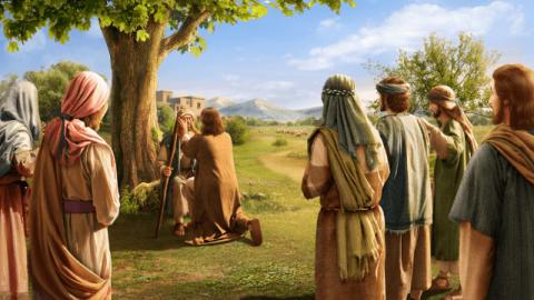 Tre tipi di atteggiamenti della gente nella fede in Dio sono stati rivelati dopo che Gesù aveva guarito una persona nata cieca
