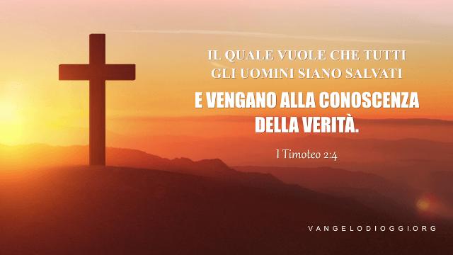 I Timoteo 2:4