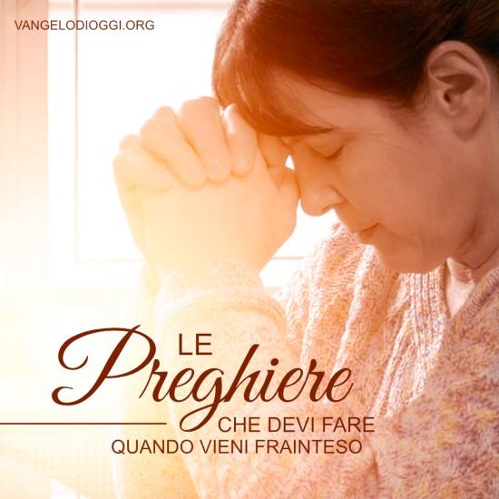 Le preghiere