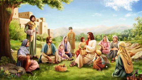 Storie della Bibbia: l'esempio del bambino