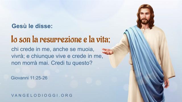 versetti biblici sulla risurrezione
