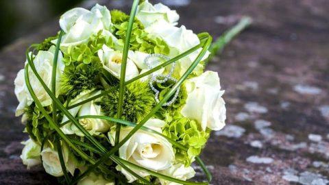un fiore per un matrimonio