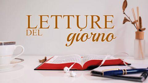 Matteo 5:13 – Lettura del giorno: il 7 novembre 2019