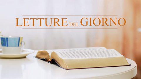 Proverbi 12:22 – Letture del giorno: il 27 novembre 2019