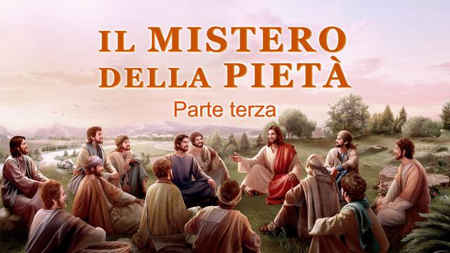 """Film cristiano evangelico """"Il mistero della pietà"""" (Parte terza)"""