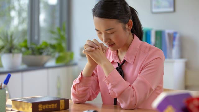 Attraverso la fiducia in Dio, ho trovato il lavoro