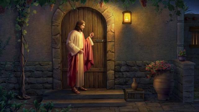 come adempie la parusia di Gesu