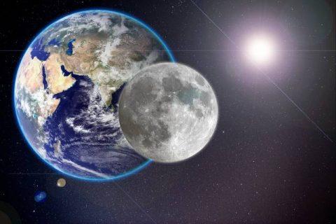 La creazione del mondo secondo il Genesi: il quarto giorno