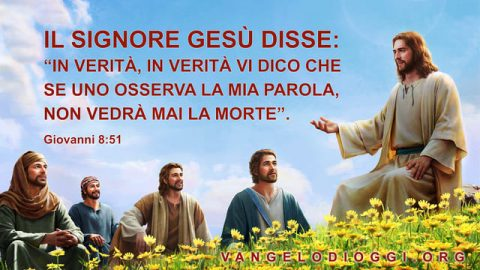 18 frasi della Bibbia sulla vita eterna